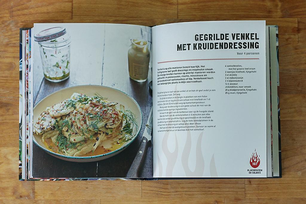 Boekrecensie: Lekker Vegetarisch op de Barbecue @ Lauriekoek.nl