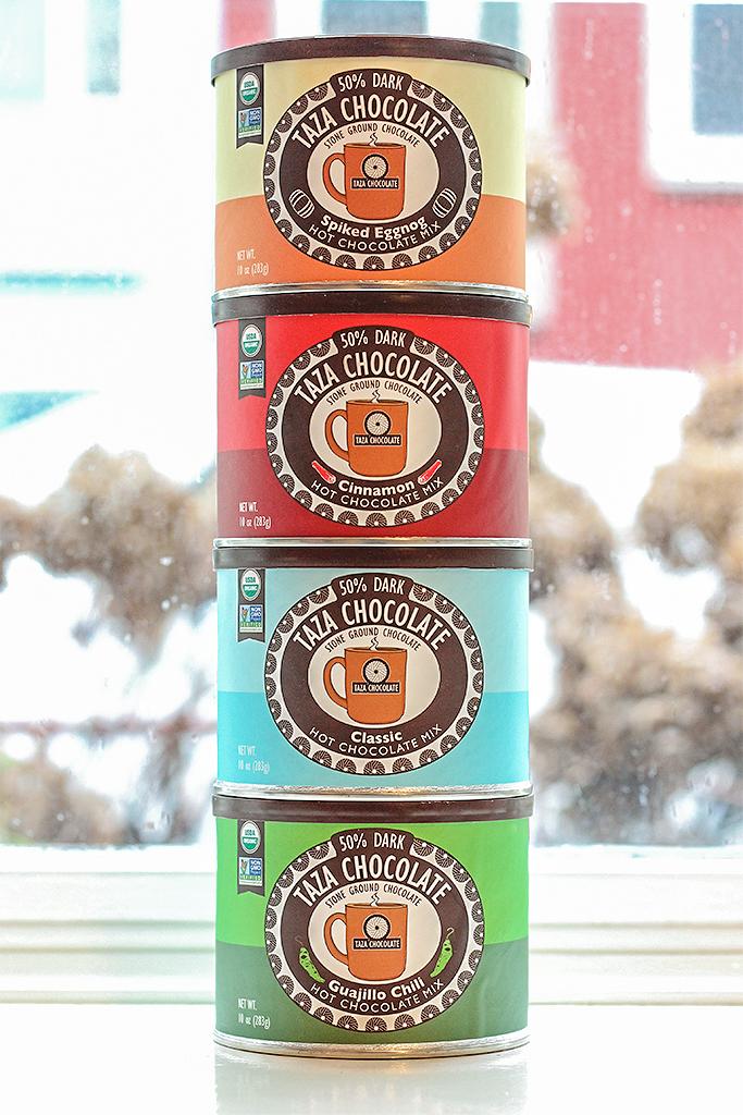 Taza Hot Chocolate Mix @ Lauriekoek.nl