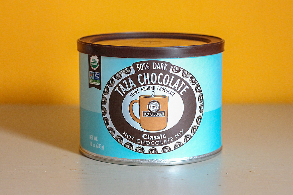Taza Hot Chocolate Mix @ Lauriekoek.nl