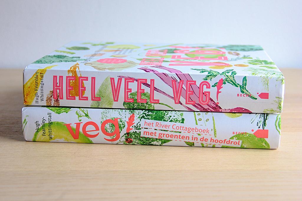 Veg! & Heel veel Veg! Giveaway @ Lauriekoek.nl