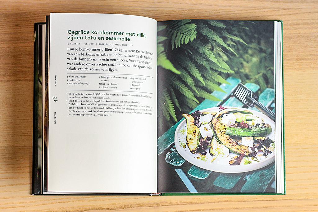 Boekrecensie: Vega BBQ @ Lauriekoek.nl