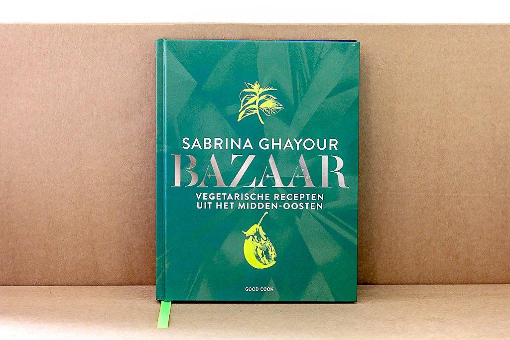 Boekrecensie: Bazaar @ Lauriekoek.nl