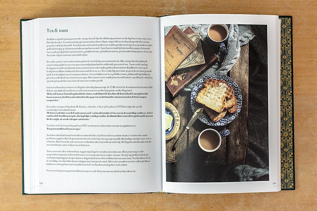 Boekrecensie: Brits Bakboek @ Lauriekoek.nl