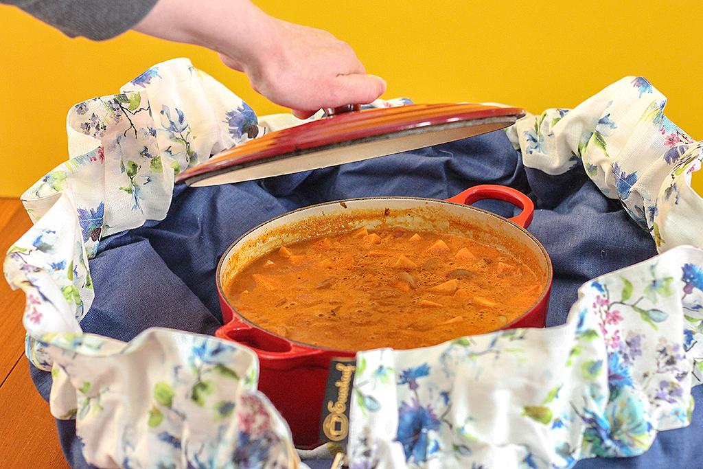 Koken met de Ecostoof @ Lauriekoek.nl