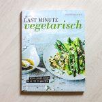 Boekrecensie: Last minute vegetarisch