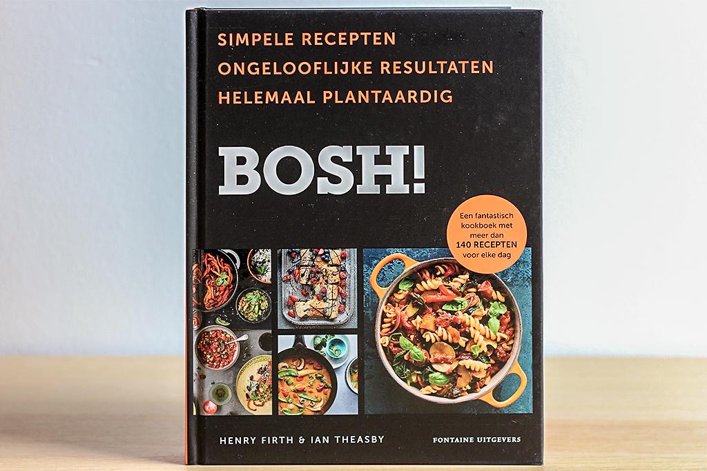 Boekrecensie: Bosh! @ Lauriekoek.nl