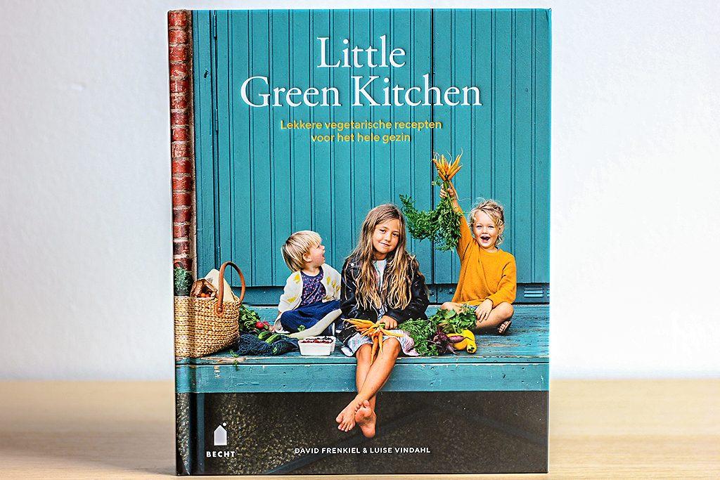 Boekrecensie: Little Green Kitchen @ Lauriekoek.nl