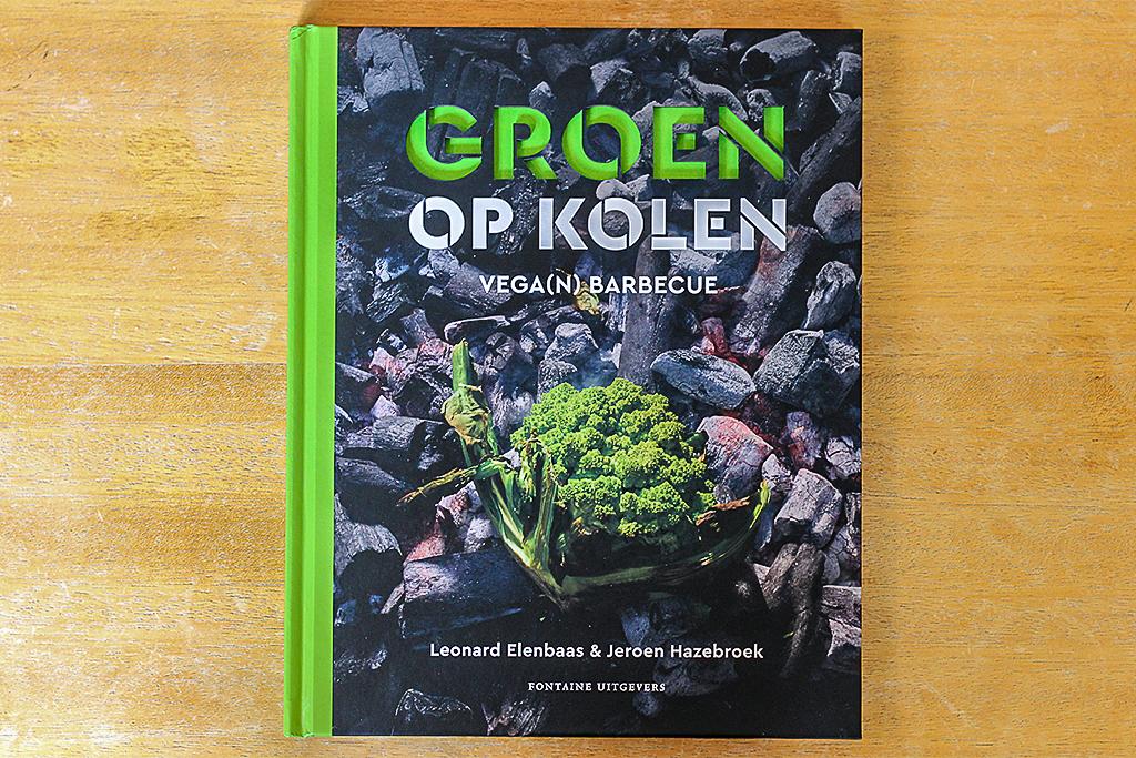 Boekrecensie: Groen op kolen @ Lauriekoek.nl