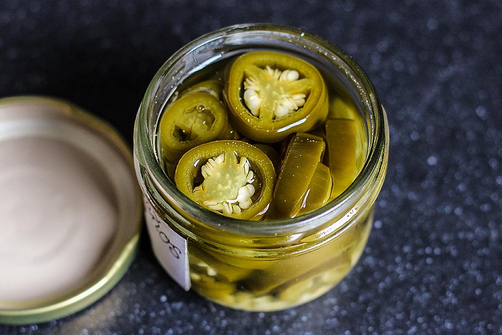 Recept: Zelf Jalapeños maken @ Lauriekoek.nl