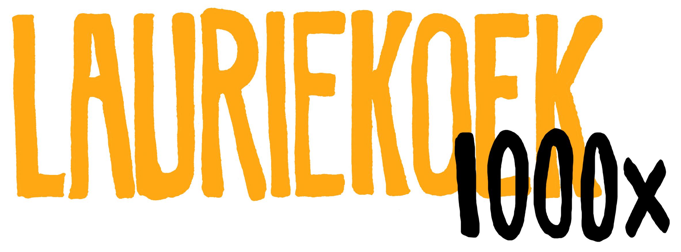 1000 blogposts @ Lauriekoek.nl