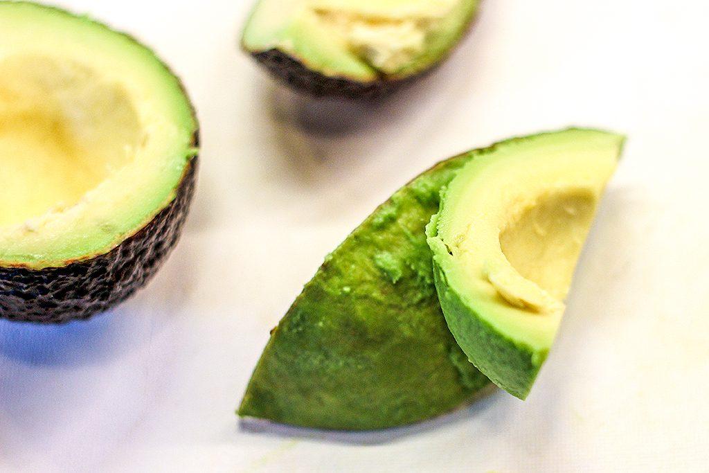 The Avocado Sock @ Lauriekoek.nl