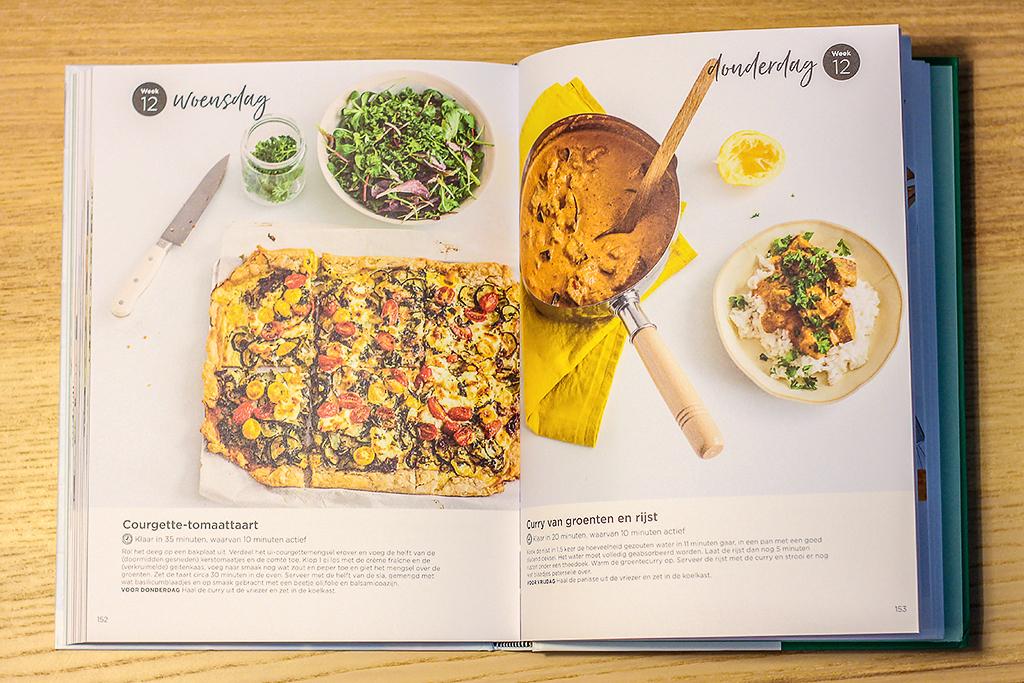 Boekrecensie: Meal Prepping Vegetarisch @ Lauriekoek.nl