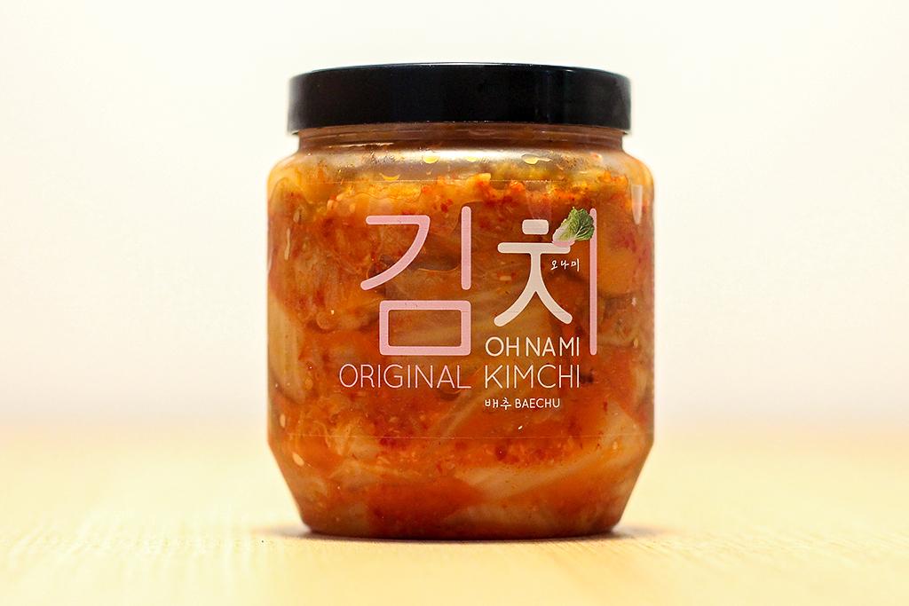 Oh Na Mi Kimchi @ Lauriekoek.nl