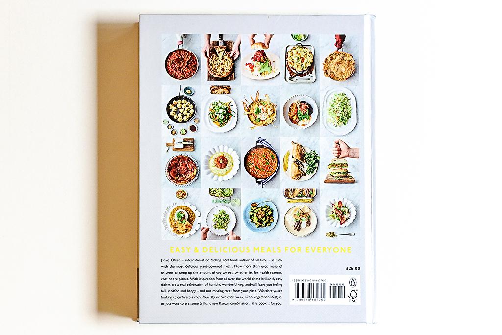Boekrecensie: Jamie Oliver - Veg @ Lauriekoek.nl