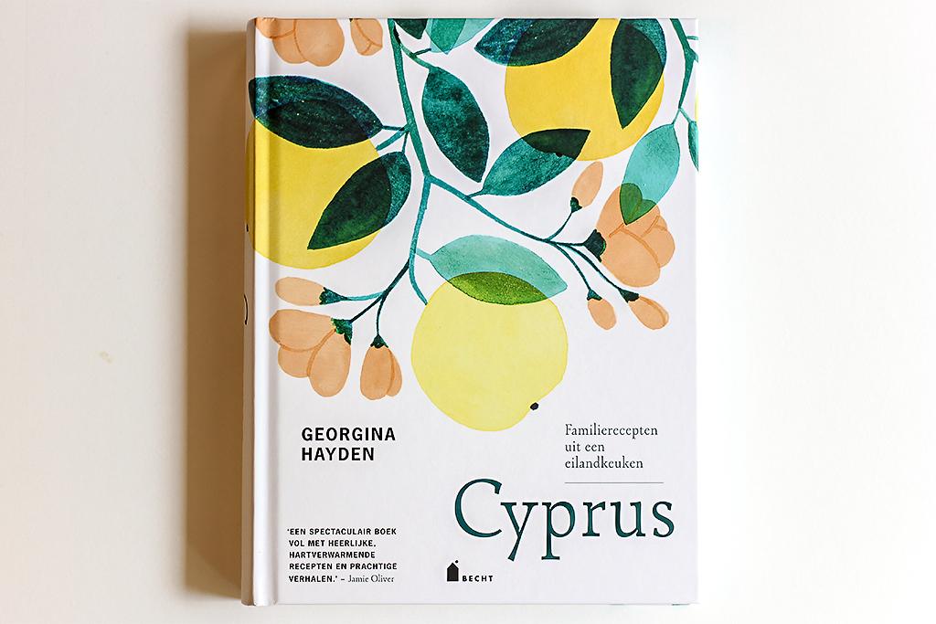 Boekrecensie: Cyprus @ Lauriekoek.nl