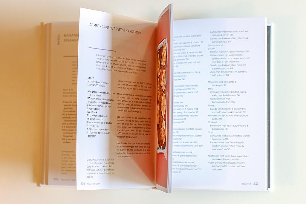 Boekrecensie: De Snelle Bakplaat @ Lauriekoek.nl