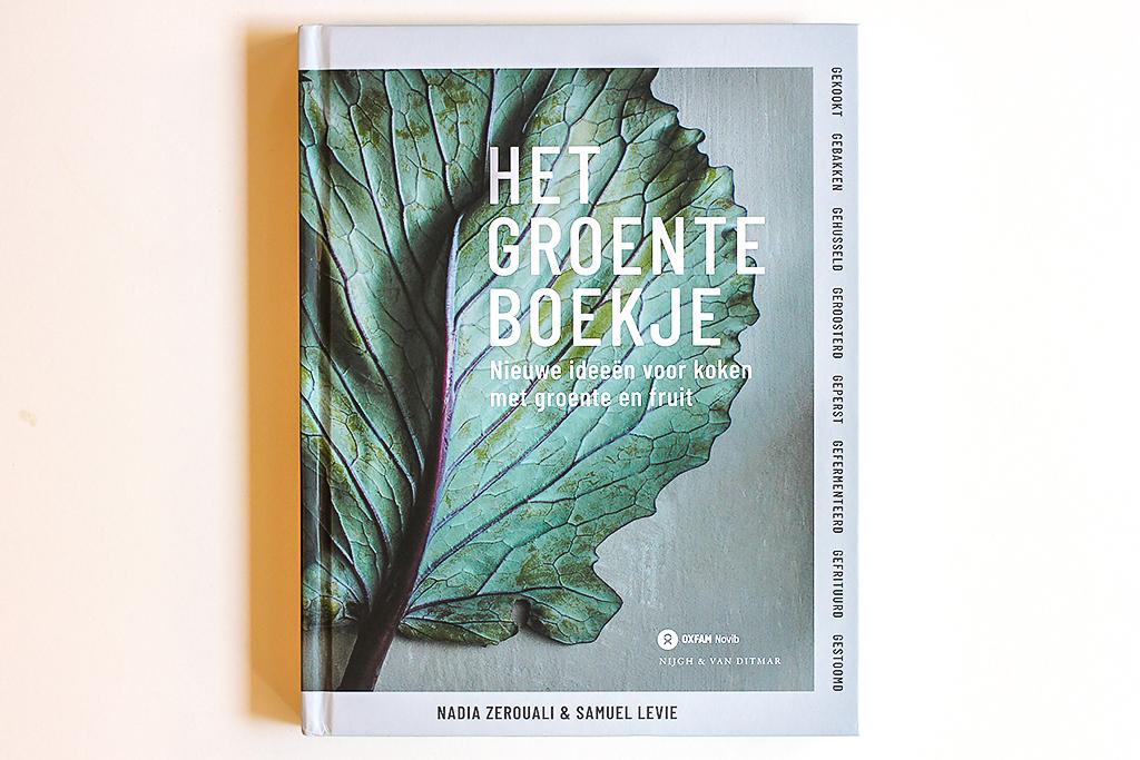Boekrecensie: Het Groenteboekje @ Lauriekoek.nl