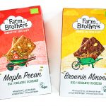 Farm Brothers organic cookies