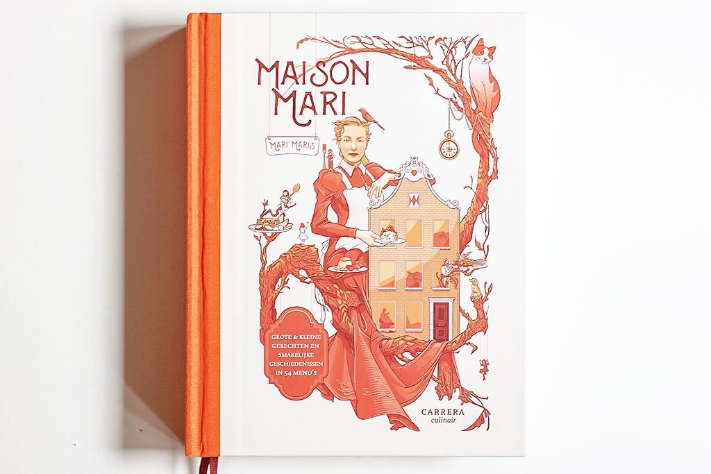 Boekrecensie: Maison Mari @ Lauriekoek.nl