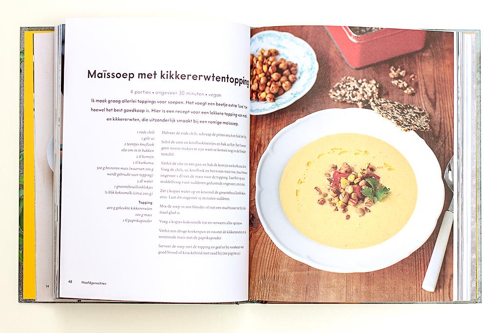 Boekrecensie: Vegetarisch voor een Prikkie @ Lauriekoek.nl