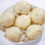 Recept: Bapao's met aubergine- en champignonvulling