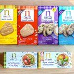 Nairn's koekjes en crackers