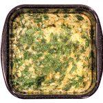 Recept: Kruidenomelet met tuinbonen en walnoten
