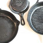 Koken in gietijzeren pannen, 7 nuttige tips