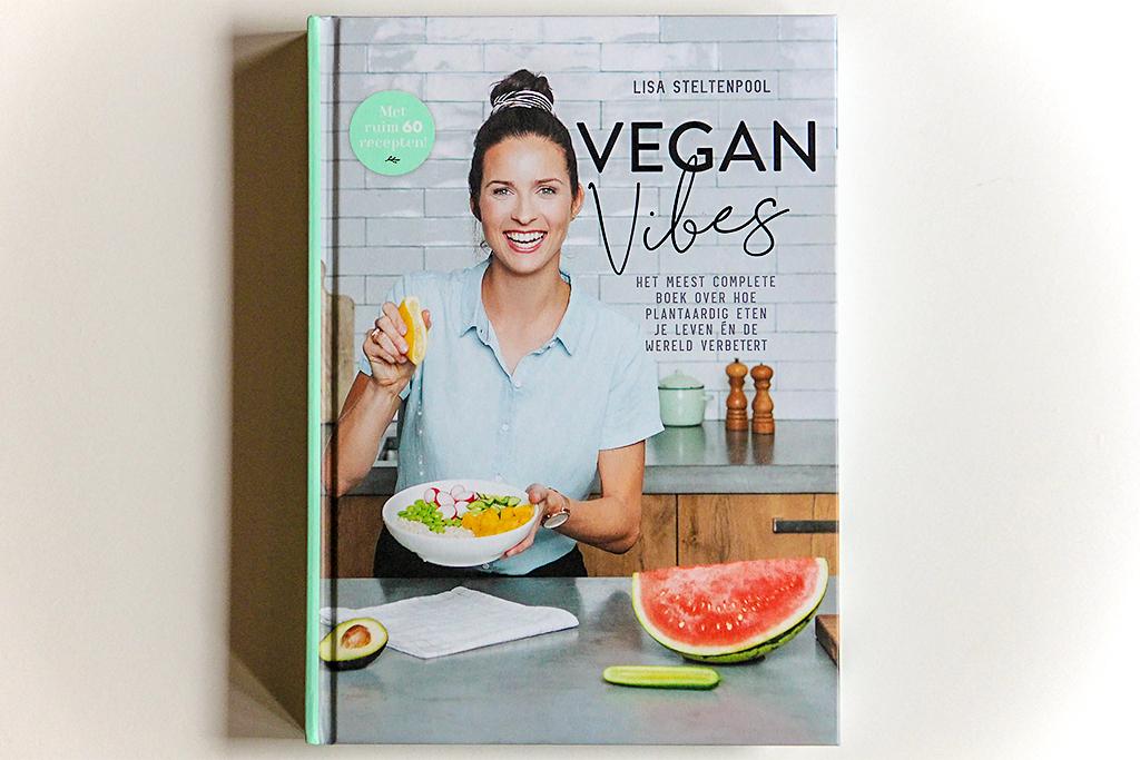 Boekrecensie: Vegan Vibes @ Lauriekoek.nl