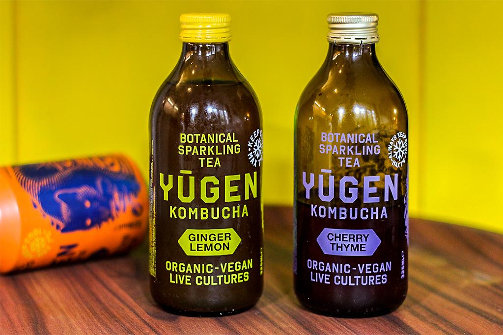 Yugen Kombucha @ Lauriekoek.nl