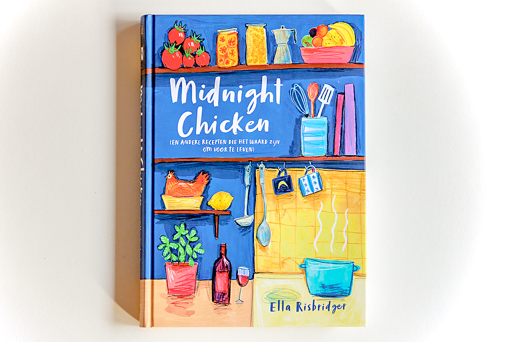 Boekrecensie: Midnight Chicken @ Lauriekoek.nl
