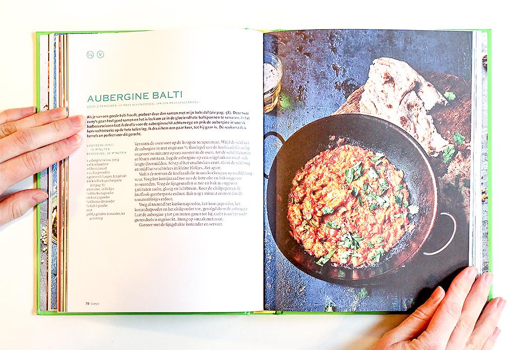 Boekrecensie: The Curry Guy Veggie @ Lauriekoek.nl