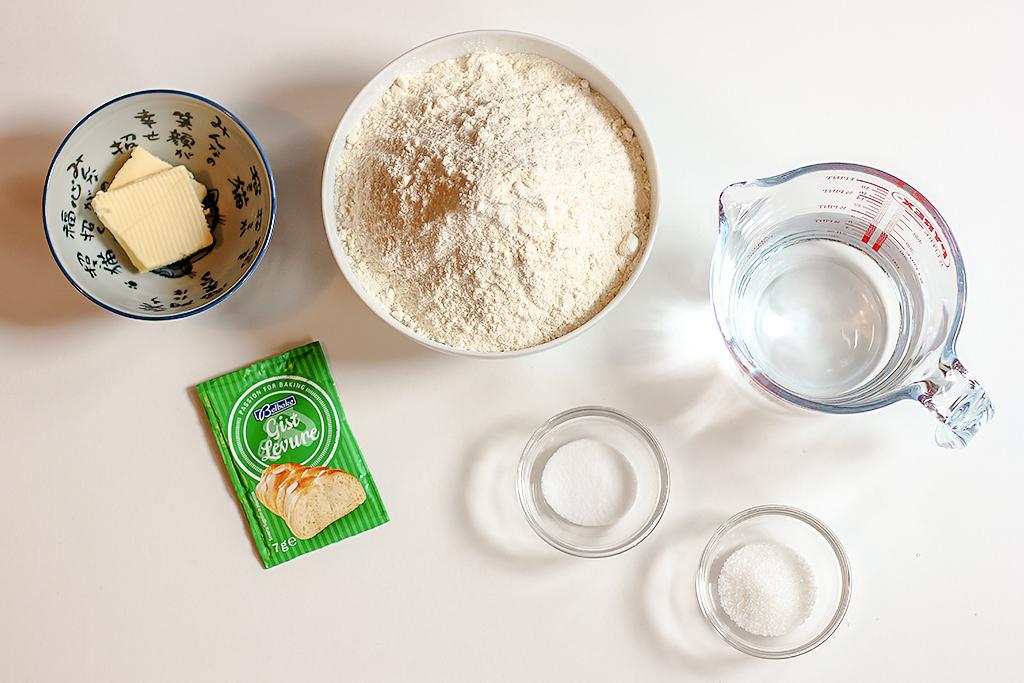 Recept: Klassiek witbrood @ Lauriekoek.nl