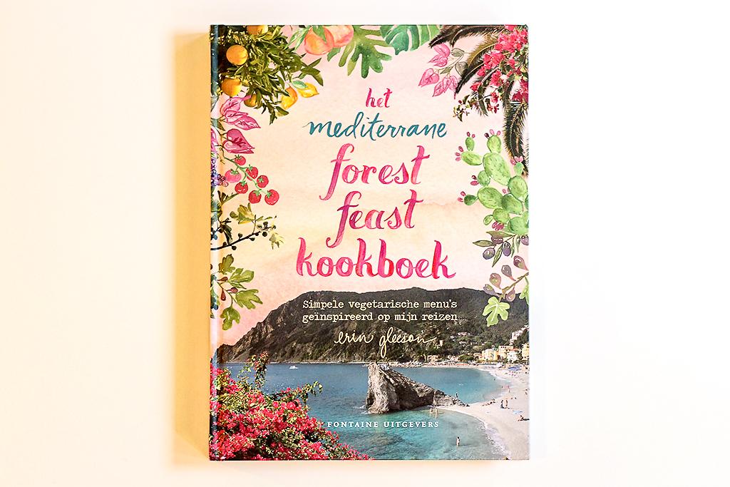 Boekrecensie: Het Mediterrane Forest Feast Kookboek @ Lauriekoek.nl
