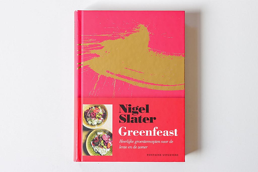 Boekrecensie: Greenfeast lente-zomer @ Lauriekoek.nl