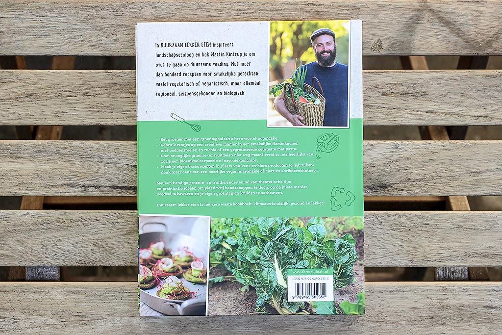 Boekrecensie: Duurzaam lekker eten @ Lauriekoek.nl