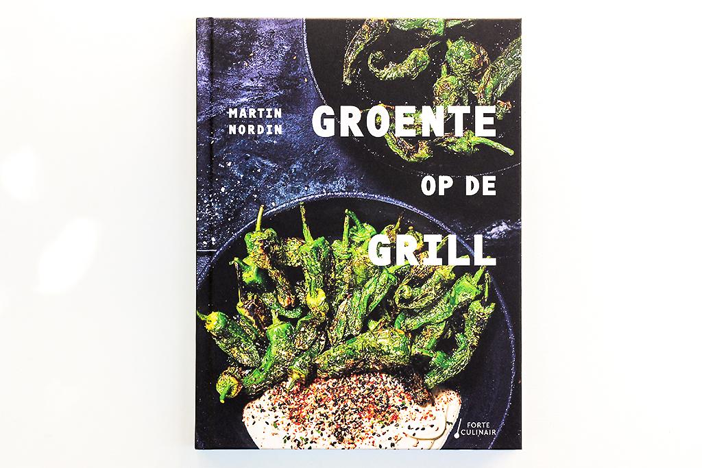 Boekrecensie: Groente op de Grill @ Lauriekoek.nl