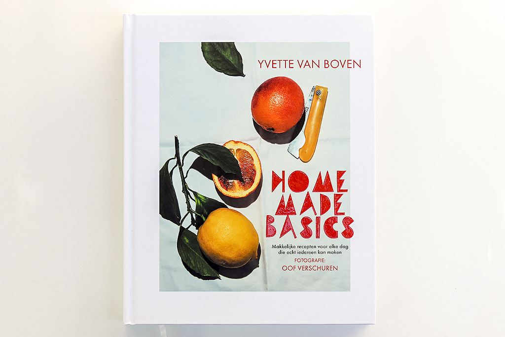 Boekrecensie: Home made basics @ Lauriekoek.nl