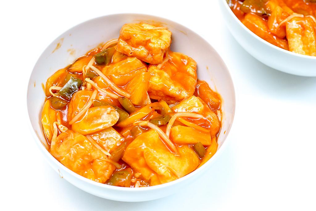 Boekrecensie: Chinies takeaway veggie @ Lauriekoek.nl