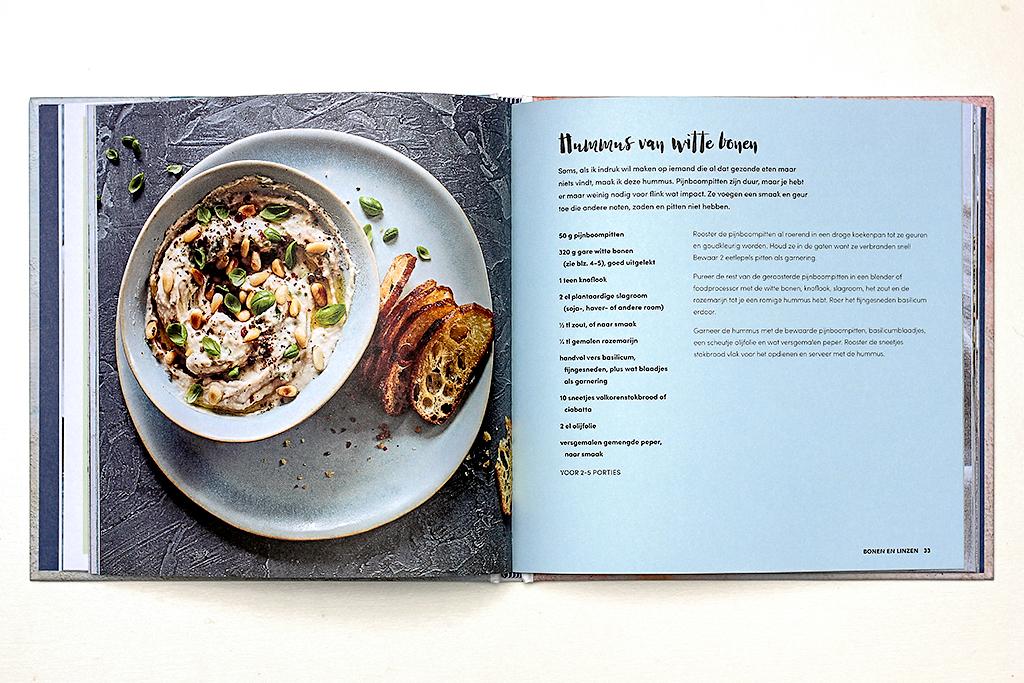 Boekrecensie: Hemelse Hummus @ Lauriekoek.nl