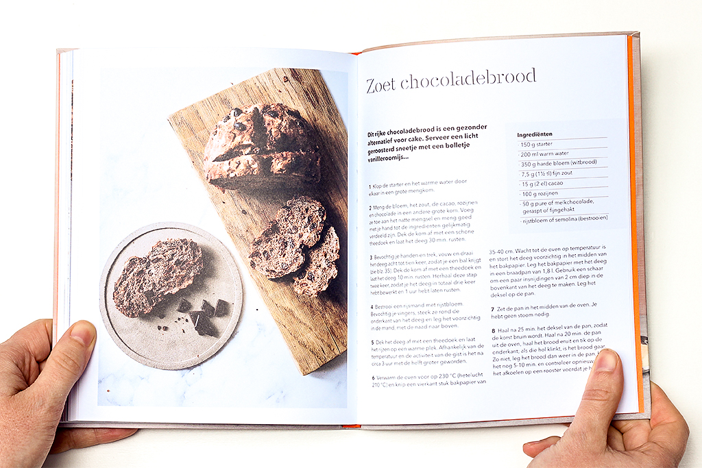 Boekrecensie: Hoe je een brood laat rijzen @ Lauriekoek.nl