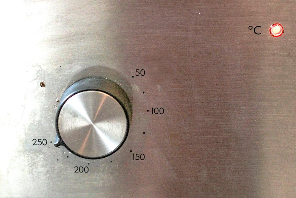 Moet je de oven echt voorverwarmen? @ Lauriekoek.nl