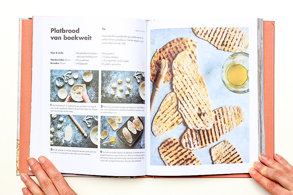 Boekrecensie: 100% Volkoren @ Lauriekoek.nl