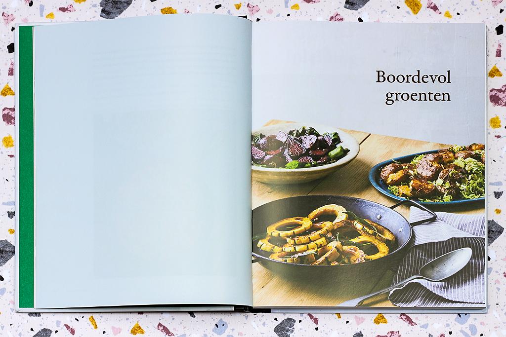 Boekrecensie: Boordevol groenten @ Lauriekoek.nl