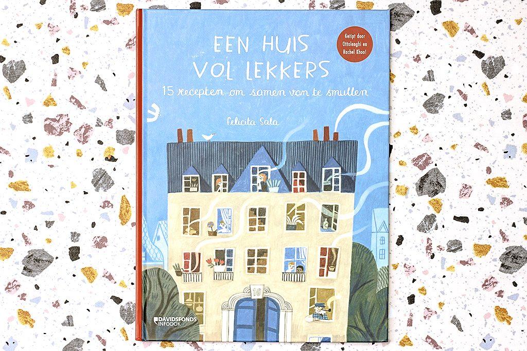 Boekrecensie: Een huis vol lekkers @ Lauriekoek.nl