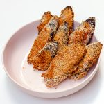 Recept: Gepaneerde aubergine
