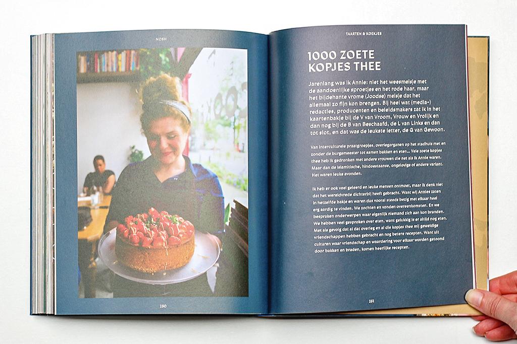 Boekrecensie: Nosh @ Lauriekoek.nl