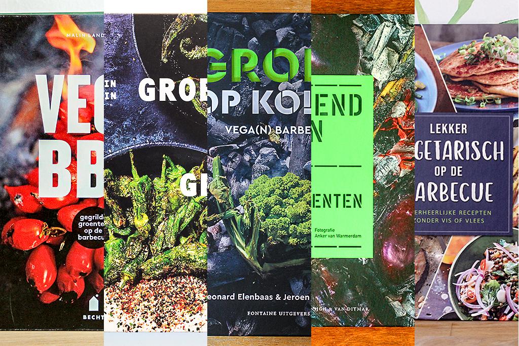 Vegetarische BBQ boeken @ Lauriekoek.nl