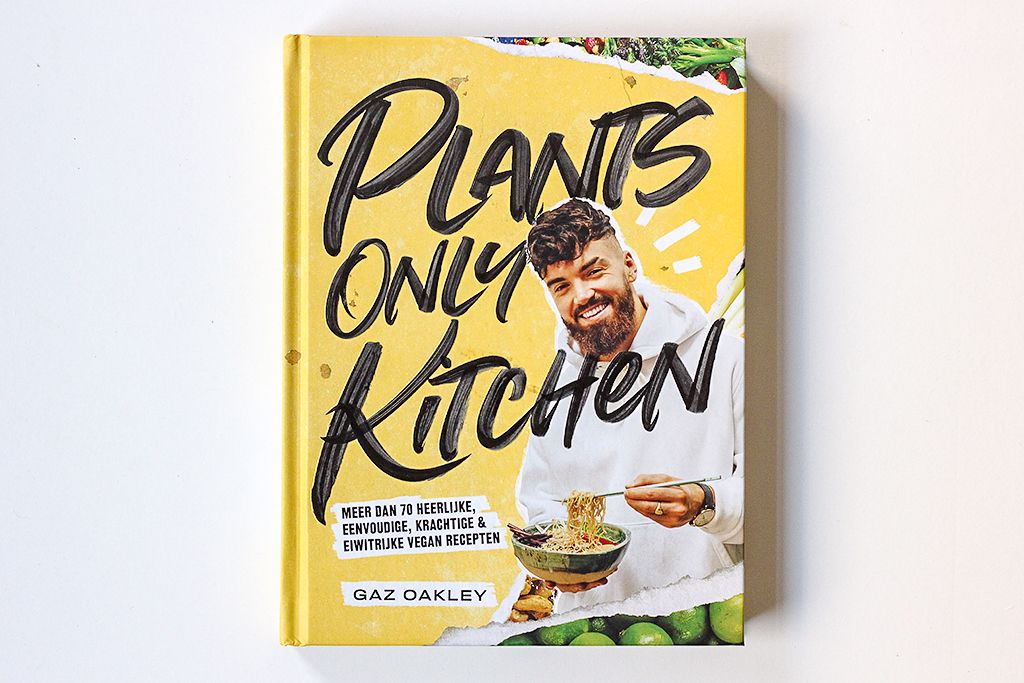 Boekrecensie: Plants only kitchen @ Lauriekoek.nl