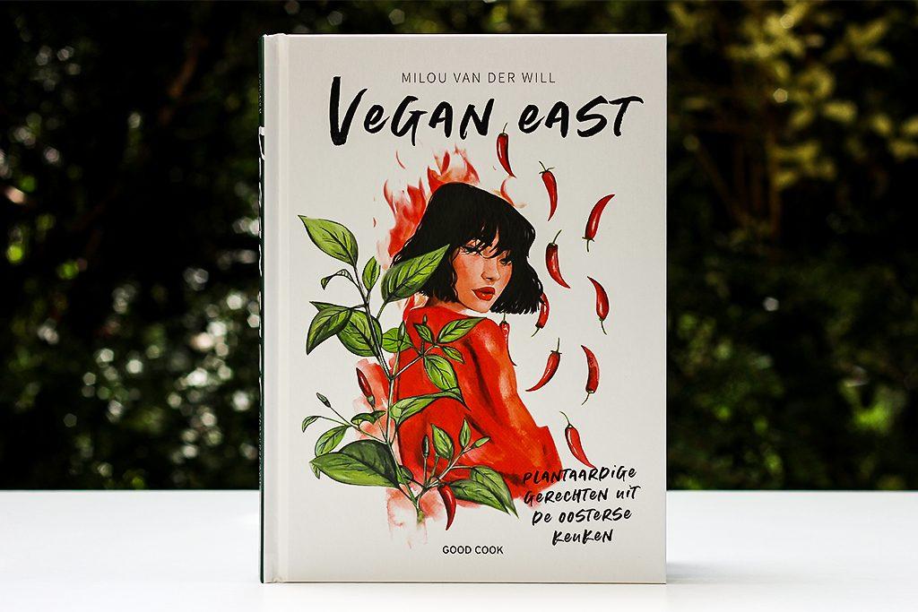 Boekrecensie: Vegan east @ Lauriekoek.nl